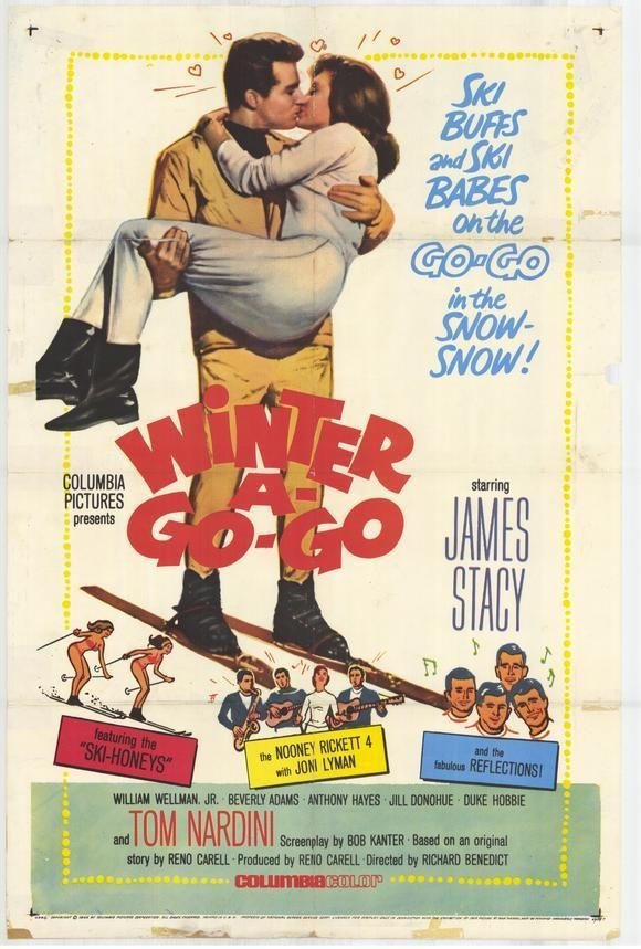 winter-a-go-go-movie-poster-27x40-james-stacy-william-wellman-jr-beverly-adams