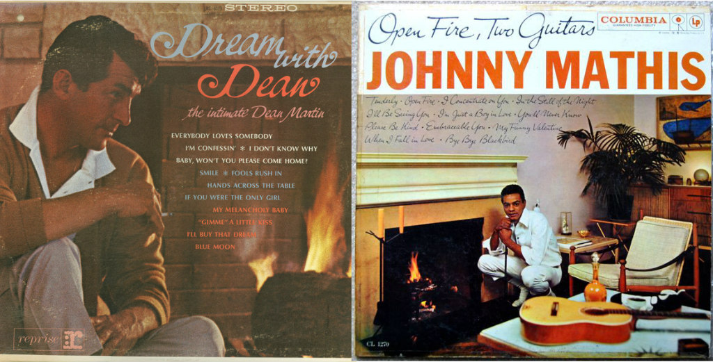 dream and open fire