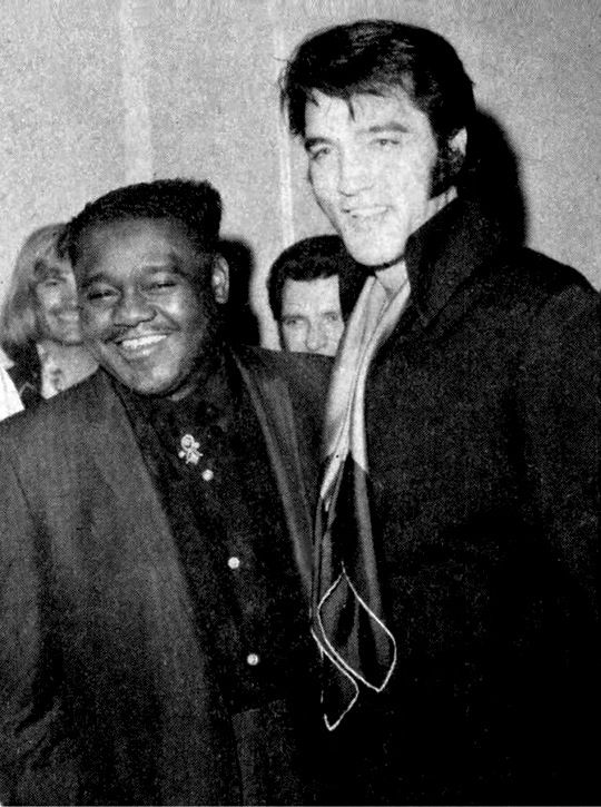Elvis and Fats