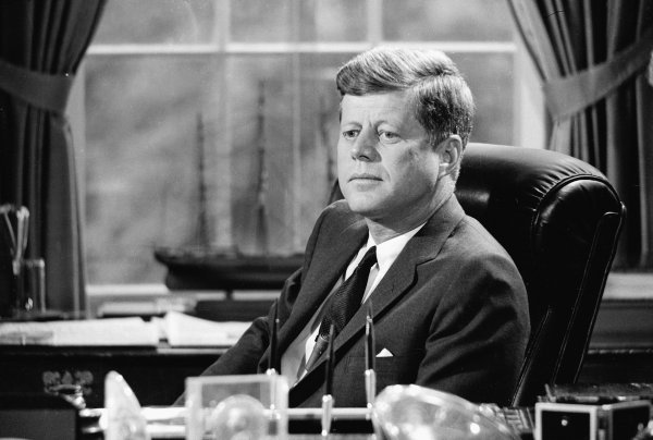 'Breaking The Trade Barrier' With JFK