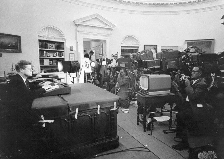 John-F-Kennedy-blockade-Cuba-October-22-1962