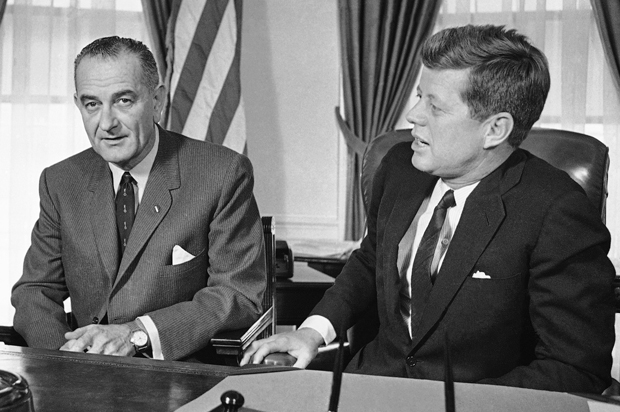 John F Kennedy                         White House