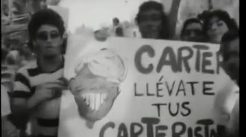 """Carter, take your Carteristas!"""