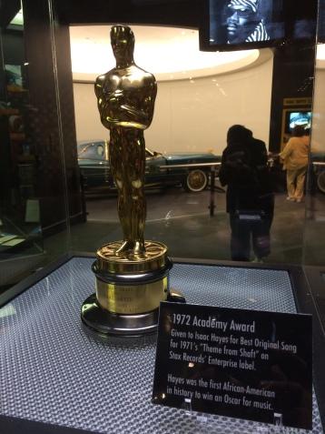 Isaac's Oscar