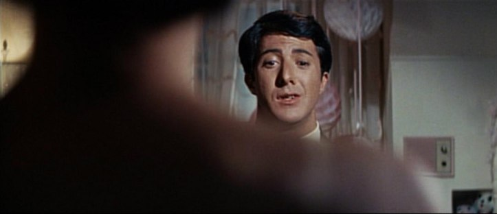 The Graduate frame grabs