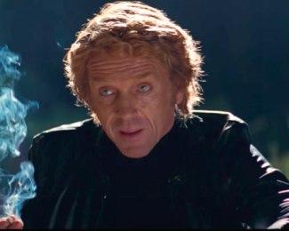 Damian Lewis as Steve McQueen.