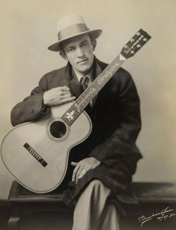 Jimmie Rodgers, the Singing Brakeman